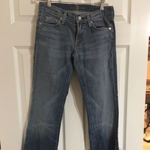 7 For All Mankind Bootcut Tall